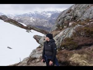 Sonja sucht den Gipfel